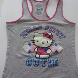 🌟Hello kitty tank top size m/m 🌟
